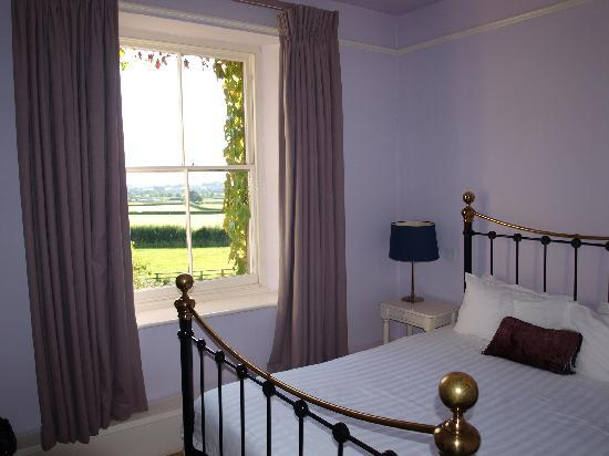 Fosse Manor Hotel: Our room