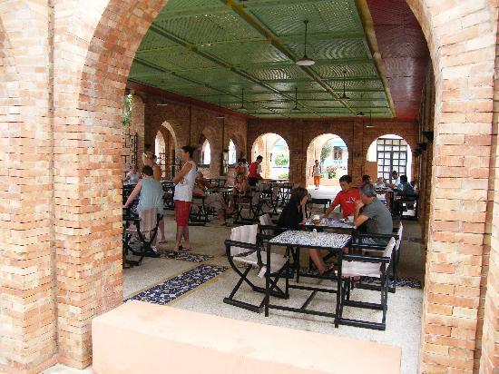 Caribbean Village Agador: terrasse du 2eme restaurant
