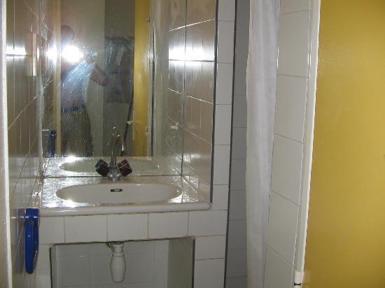 Belambra Clubs - Les Jasmins: salle de bain