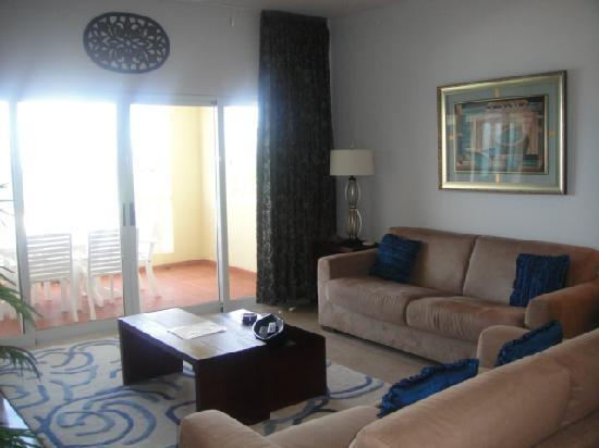 Princess Heights Hotel: Living Room