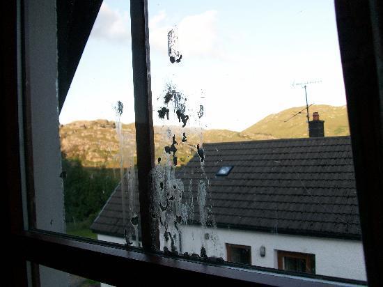 The Lochailort Inn: Sympa la vue