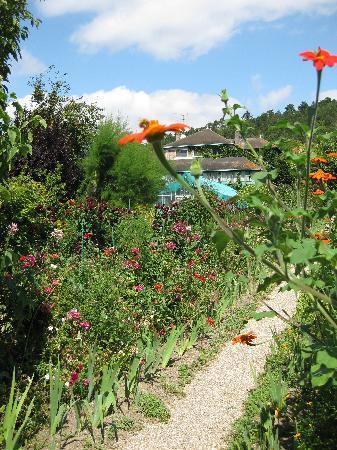 สวนและบ้านของเคลาด์โมเนท์: Mr. Monet did pretty well for himself