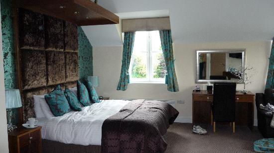The Old Barn Inn: The suite,1