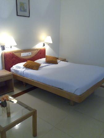 The Travancore Heritage Beach Resort: Room 71, Beach Grove room