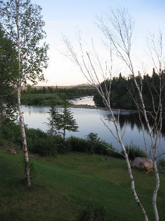 Riverwood Inn: river view