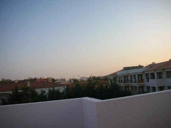 Novochoro Apartamentos Turisticos: vistas terraz