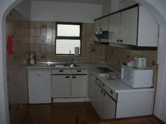 Novochoro Apartamentos Turisticos: cocina