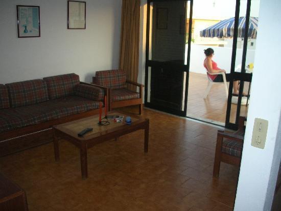 Novochoro Apartamentos Turisticos: salon