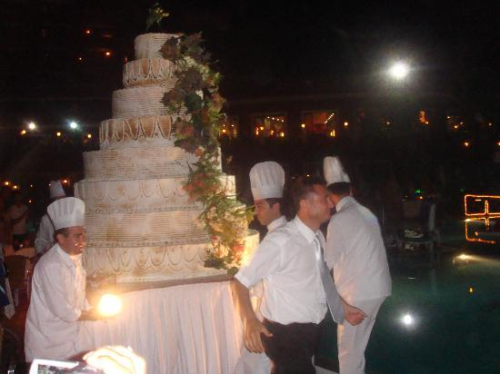 Delphin Palace Hotel: gala evening