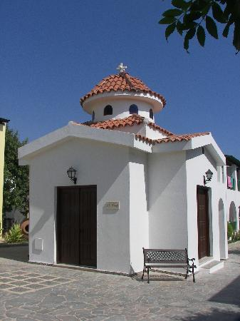 Kefalos Beach Tourist Village: Hotel Chapel for Weddings