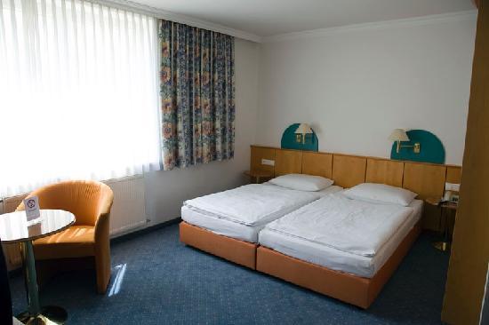 Der Wilhelmshof: Amplia habitación