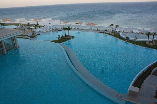 Atrium Prestige Thalasso Spa Resort and Villas: on of the pools..