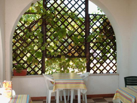 Santu Nicola Bed & Breakfast: Veranda