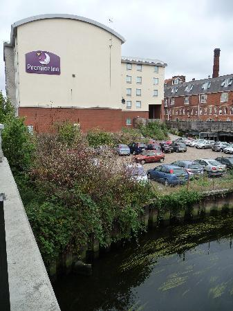 Premier Inn Norwich City Centre (Duke Street) Hotel: Premier Inn (Duke St) Five minutes from the Norwich Lanes