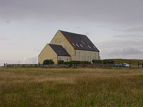 Isle of Tiree, UK: Kirkapol House