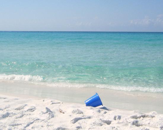 เดสติน, ฟลอริด้า: Sand Pails Required