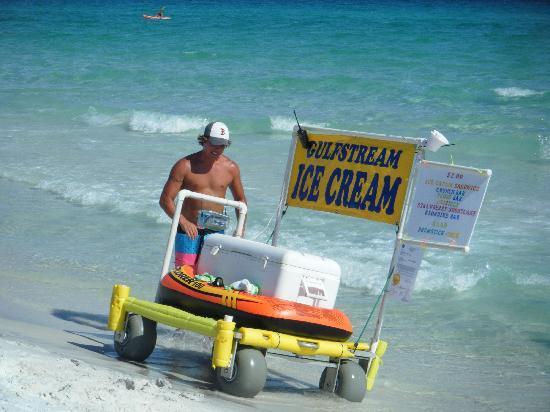 เดสติน, ฟลอริด้า: The Ice Cream Man 2009