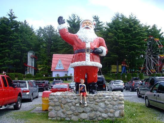Magic Forest: MF Santa