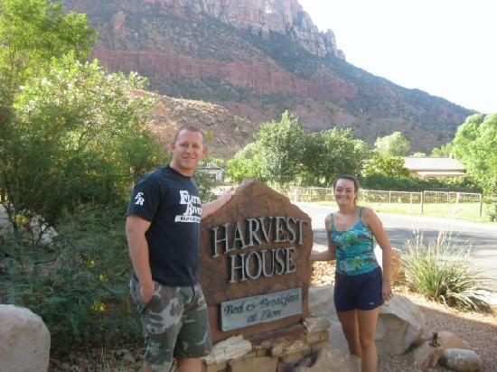 Harvest House Bed and Breakfast: Harvest House!!!