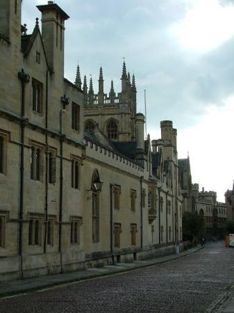 อ๊อกซฟอร์ด, UK: Oxford, England