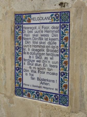 """เยรูซาเล็ม, อิสราเอล: """"Our Father"""" in more than 100 languages."""
