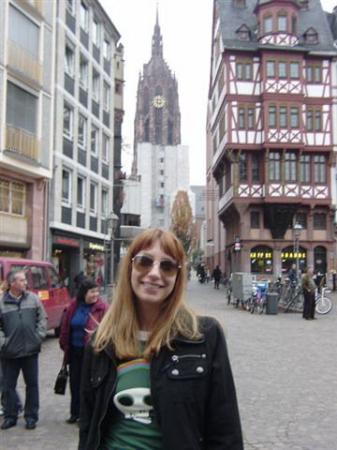 แฟรงก์เฟิร์ต, เยอรมนี: Römer.
