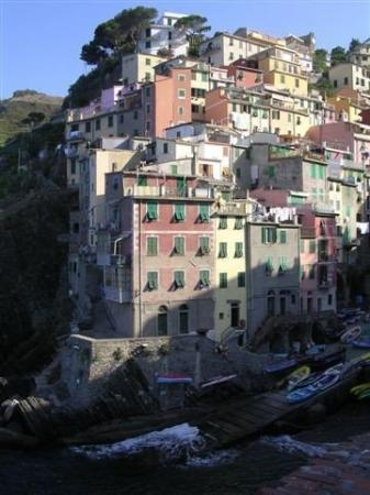นครวาติกัน, อิตาลี: Riomaggiore, Italy