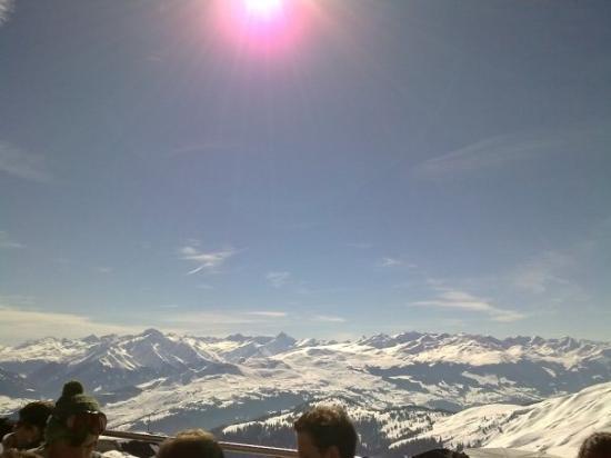 Laax, สวิตเซอร์แลนด์: Grap Sogn Gion