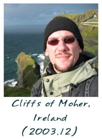 Cliffs of Moher ภาพถ่าย