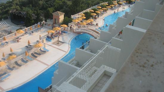 Sunshine Corfu Hotel & Spa : fiabesco