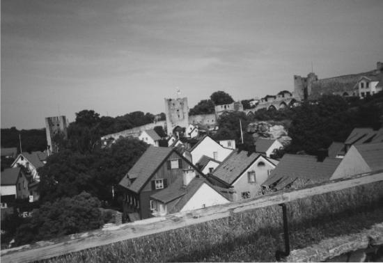 Gotland, สวีเดน: Visby 1995
