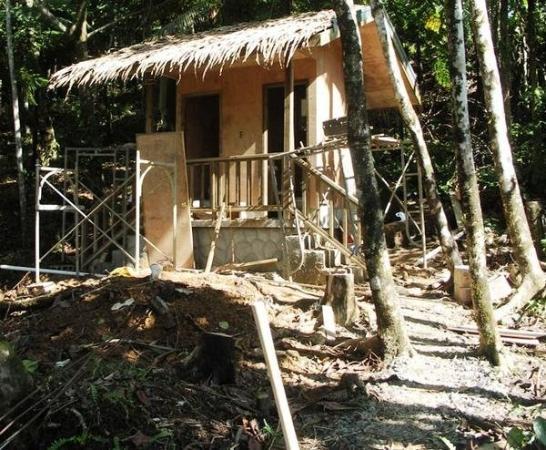 กอโรร์, ปาเลา: Monday July 30 2007 The Bathrooms