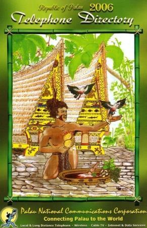 กอโรร์, ปาเลา: Republic of Palau 2006 Telephone Directory