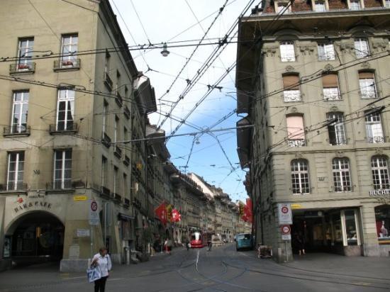 เบิร์น, สวิตเซอร์แลนด์: Bern