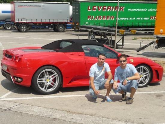 ฮอคเกนไฮม์, เยอรมนี: formula 1 en Alemania, vaya viajecito!