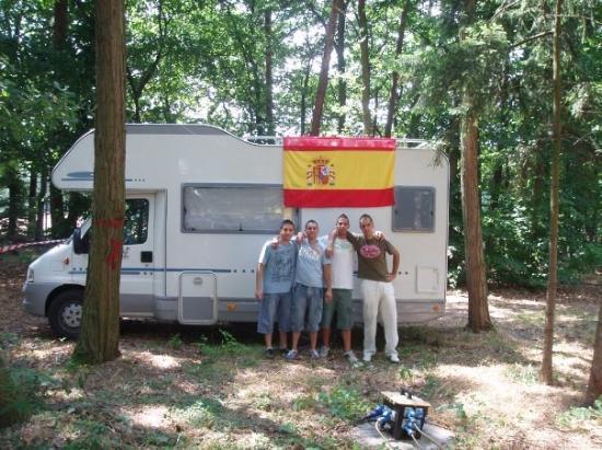 ฮอคเกนไฮม์, เยอรมนี: formula uno en Alemania, vaya viajecito!