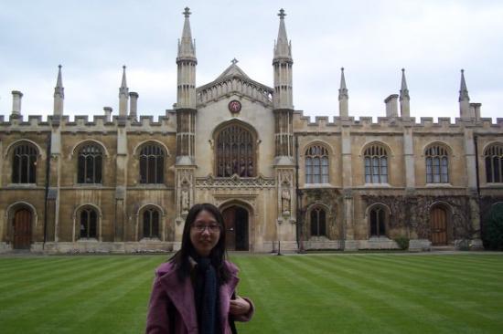 เคมบริดจ์, UK: Cambridge