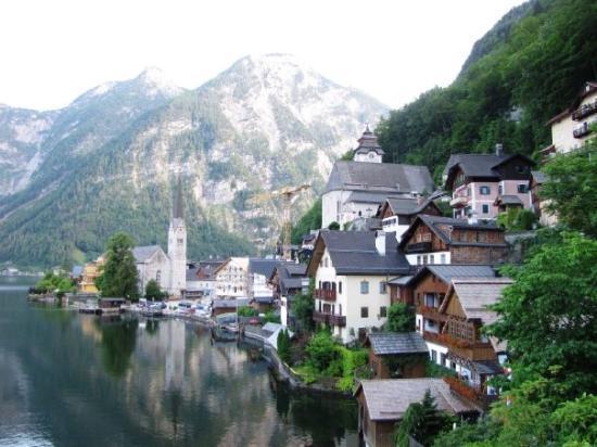 ฮัลล์ชตัทท์, ออสเตรีย: Hallstatt - breathtakingly beautiful