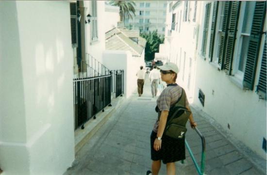 ยิบรอลตาร์: Por las calles de Gibraltar (2000)
