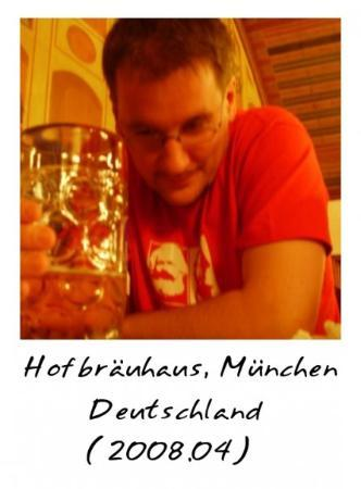 Hofbrauhaus Munchen: I seem to be... beeing a bit... out of focus...