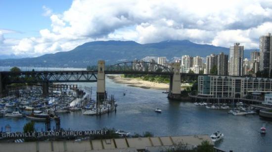 แวนคูเวอร์, แคนาดา: view of Vancouver