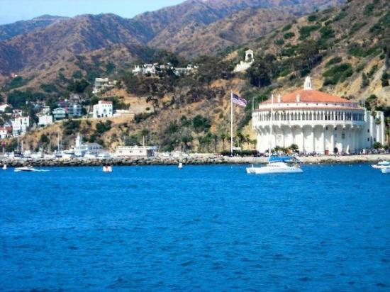 Catalina Island Casino ภาพถ่าย