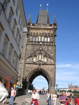 Old Town Bridge Tower: Prague