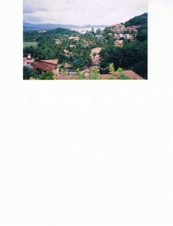 Palma Real: Vista del Hotel Manzanillo