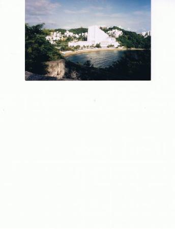 Vista Hotel Tesoro Manzanillo