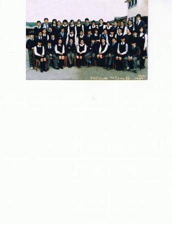 วิลลาร์ริกา, ชิลี: GENERACION 8º AÑO BASICO