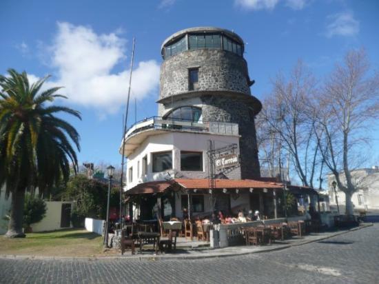 Colonia del Sacramento, อุรุกวัย: El Torreon!