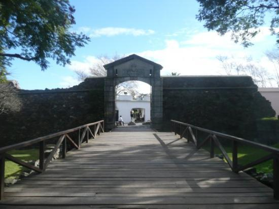 Colonia del Sacramento, อุรุกวัย: La Fortaleza