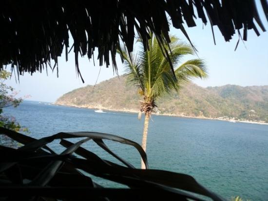 Yelapa, เม็กซิโก: Room with a view!!!