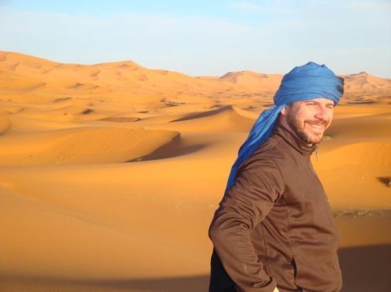 เมอร์ซูกา, โมร็อกโก: The Desert - Merzouga - Morocco